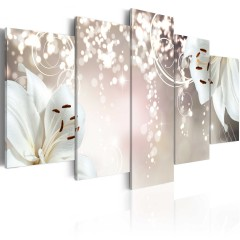 Artgeist Wandbild - Magic white