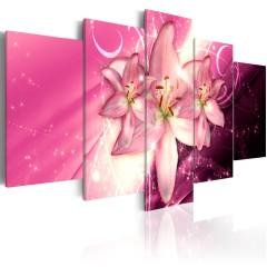 Artgeist Wandbild - Pink Heaven
