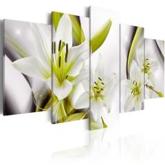 Artgeist Wandbild - Royal Flower
