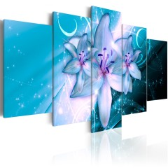Artgeist Wandbild - Sapphire Nights