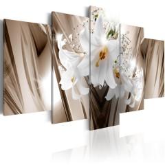 Artgeist Wandbild - Trapped Lily