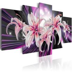 Artgeist Wandbild - Violet Inspiration