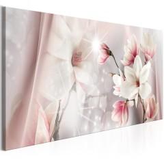 Artgeist Wandbild - Magnolia Reflection (1 Part) Narrow