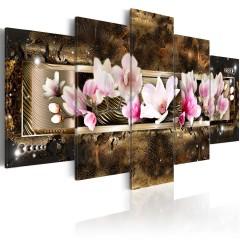 Artgeist Wandbild - The dream of a magnolia