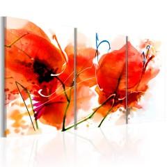 Artgeist Wandbild - Autumn Garden