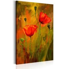 Artgeist Wandbild - The Awakening of Poppy
