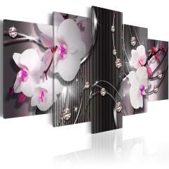 Artgeist Wandbild - Blumensprache