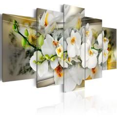 Artgeist Wandbild - Bouquet der Unschuld