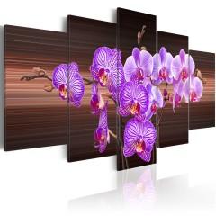 Artgeist Wandbild - Flower of joy