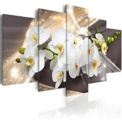 Artgeist Wandbild - Golden Sash