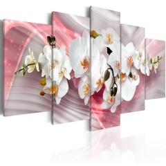Artgeist Wandbild - Pink Glow