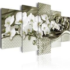 Artgeist Wandbild - Smell of the Orchid