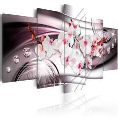 Artgeist Wandbild - Tint of Orchid