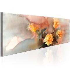 Artgeist Wandbild - Bouquet of Yellow Roses