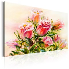 Artgeist Wandbild - Wonderful Roses
