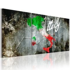 Artgeist Wandbild - Italien - Talentschmiede