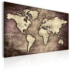 Artgeist Wandbild - Precious World