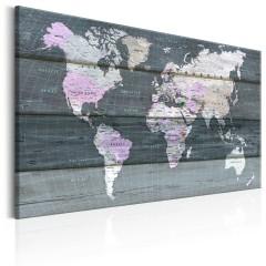 Artgeist Wandbild - Roam across the World