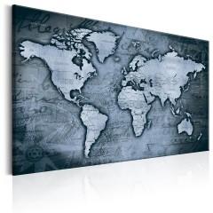 Artgeist Wandbild - Sapphire World