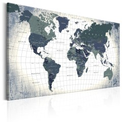 Artgeist Wandbild - Structure of the World