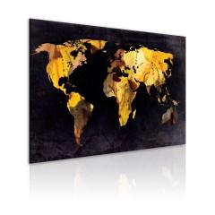 Artgeist Wandbild - Wenn die Welt eine Wüste wäre...