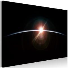 Artgeist Wandbild - Horizon (1 Part) Wide