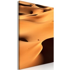 Artgeist Wandbild - Hot Sand (1 Part) Vertical