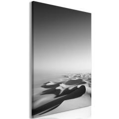 Artgeist Wandbild - Sahara (1 Part) Vertical