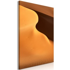 Artgeist Wandbild - Sand Wave (1 Part) Vertical