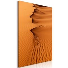 Artgeist Wandbild - Sandy Shapes (1 Part) Vertical