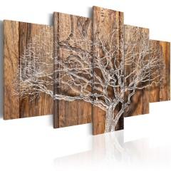 Artgeist Wandbild - Der Baum der Geschichte