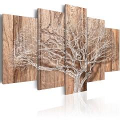 Artgeist Wandbild - Der Baum der Geschichte II