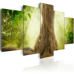 Artgeist Wandbild - Elves Tree