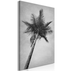 Artgeist Wandbild - High Palm Tree (1 Part) Vertical