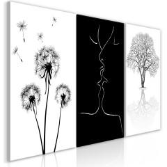 Artgeist Wandbild - Idyllic Life (Collection)