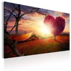 Artgeist Wandbild - Land of Love