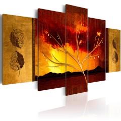 Artgeist Wandbild - Oriental Wind