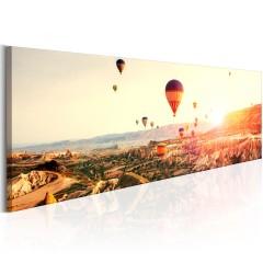 Artgeist Wandbild - Balloon Rides