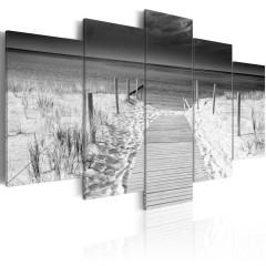 Artgeist Wandbild - A Memory from the Sea