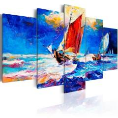 Artgeist Wandbild - Catch the Wind