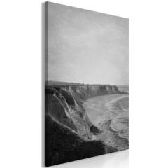 Artgeist Wandbild - Cliff (1 Part) Vertical
