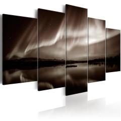 Artgeist Wandbild - Light from the Sky II