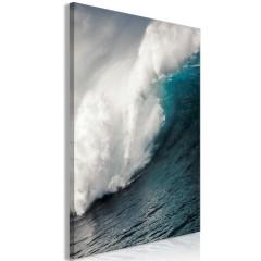 Artgeist Wandbild - Ocean Wave (1 Part) Vertical