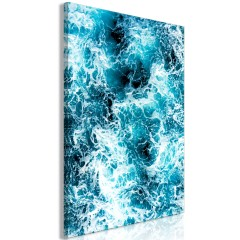 Artgeist Wandbild - Sea Currents (1 Part) Vertical