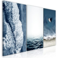 Artgeist Wandbild - Seascape (Collection)