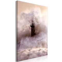 Artgeist Wandbild - Storm (1 Part) Vertical