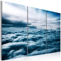 Artgeist Wandbild - Dichte Wolken