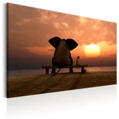 Artgeist Wandbild - Evening Rest