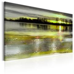 Artgeist Wandbild - Quiet Lake