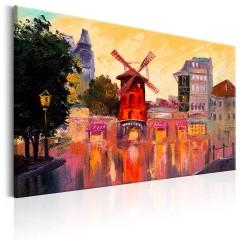 Artgeist Wandbild - Urban Mill